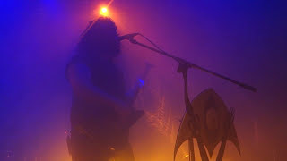 Wolves In The Throne Room - The Old Ones Are With Us, live @ Bahnhof Langendreer, Bochum 27.11.2017