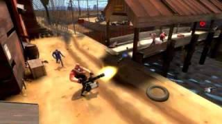 Team Fortress 2: Spy, test 2
