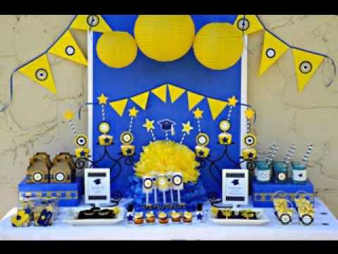 Diy Farewell Party Decorating Ideas Youtube