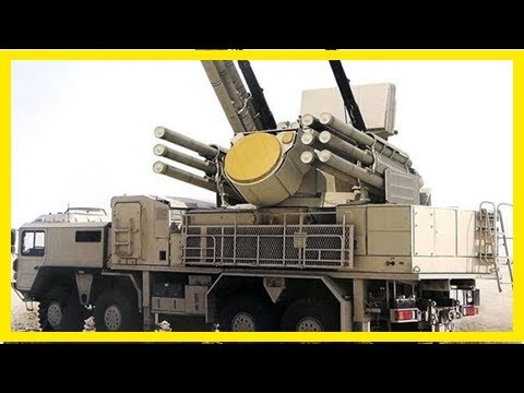 Media: Russia supplied additional anti-aircraft missile systems to Syria