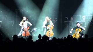APOCALYPTICA - Nothing else matters (live @ Tempodrom Berlin 2014)