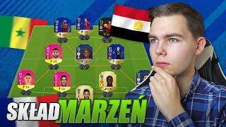 FIFA 18   Mój skład MARZEŃ