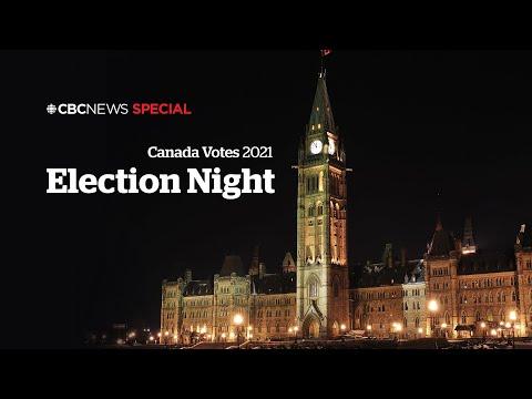 Canada Votes 2021: Election Night