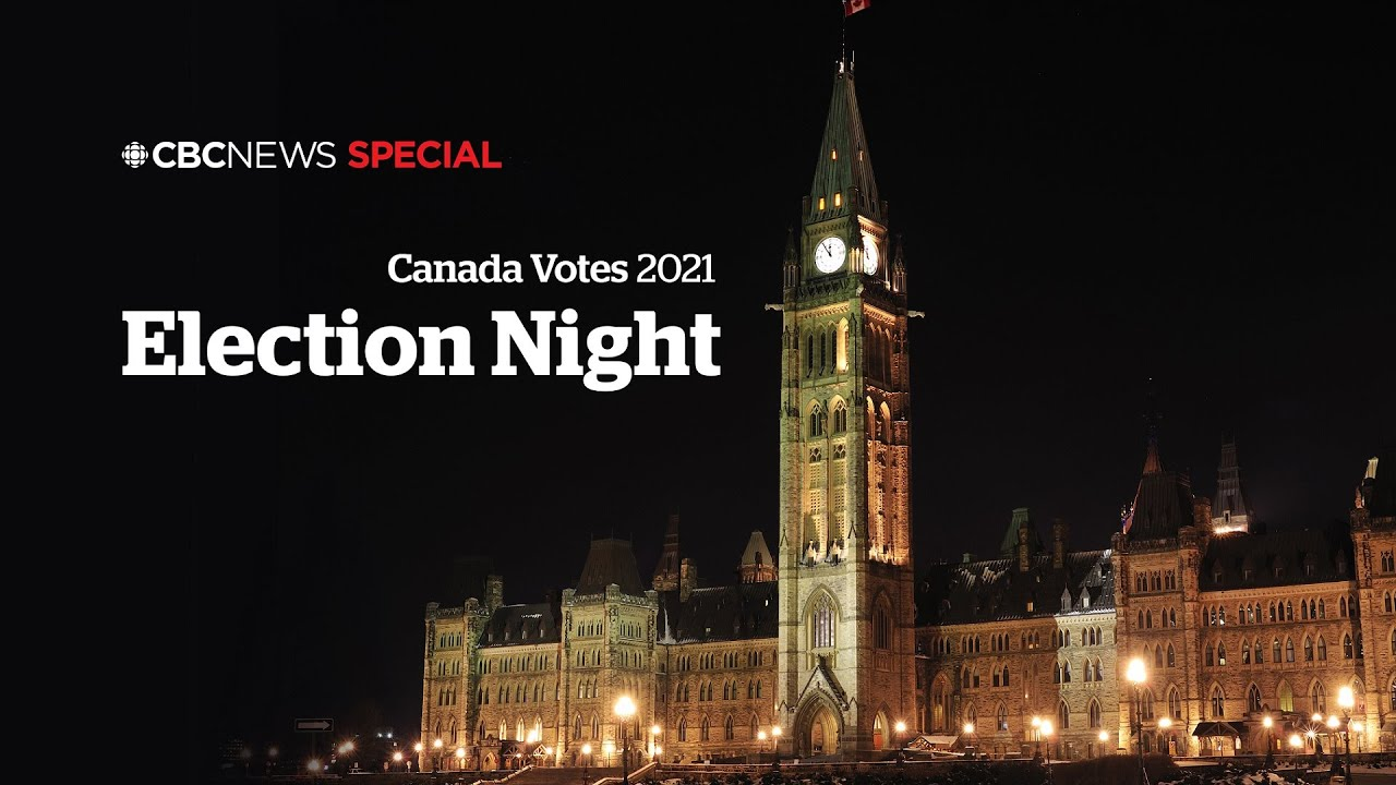 Canada Election 2021: Trudeau's Liberals to Reform Minority ...