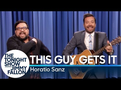 This Guy Gets It with Horatio Sanz - YouTube