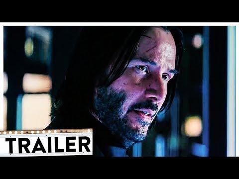 JOHN WICK 3 Trailer 2 Deutsch German (HD) |