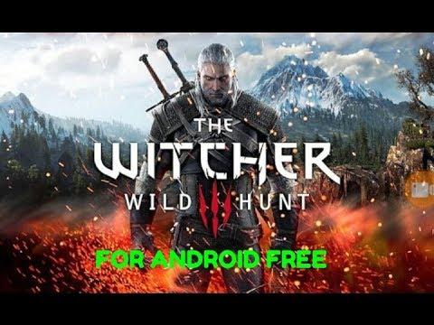 دانلود بازی witcher 3 برای اندروید