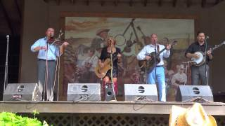 """""""This Train Is Bound For Glory""""...  Bear Tracks @ Wind Gap Bluegrass Festival 2015"""