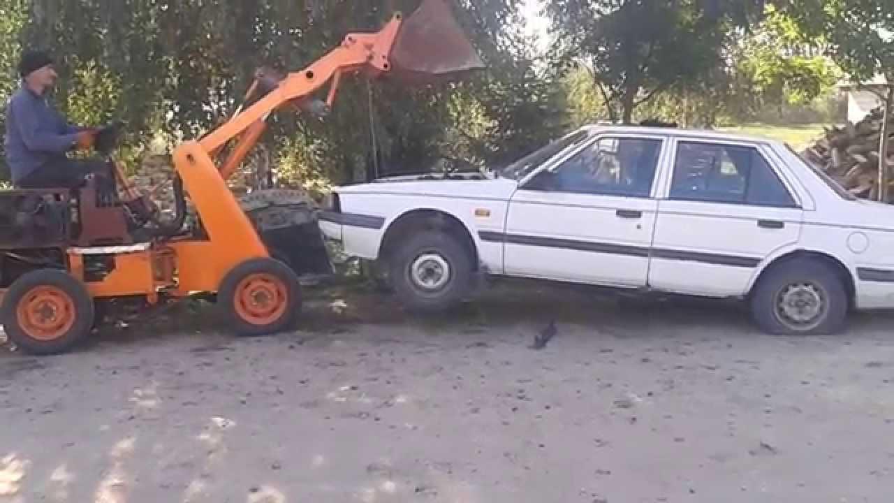 Радиоуправляемые трактора, бульдозеры, грузовые машины.