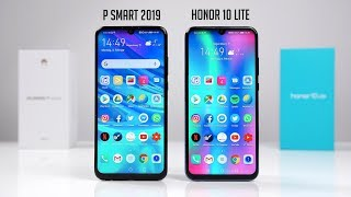 Einfach unnötig: Huawei P smart 2019 & Honor 10 lite Review (Deutsch) | SwagTab