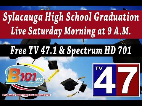 Sylacauga High School Class of 2020 Graduation