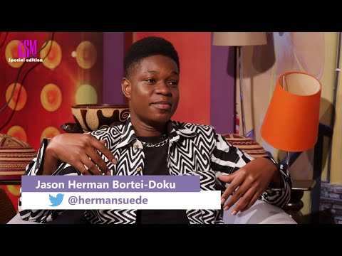 KSM Show Spercial Edition With Young Talented Songwriter/musician, Jason Herman Bortei-Doku