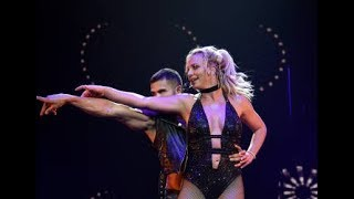 Britney Spears performs Change Your Mind & Clumsy at Piece Of Me Opening Night / Washington, D.C