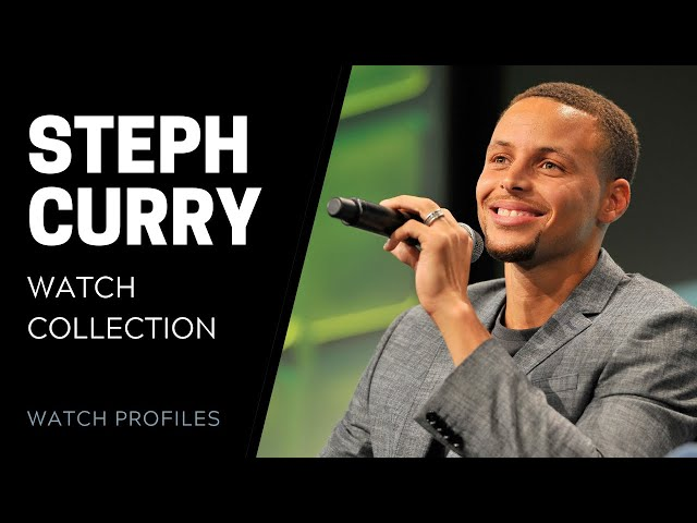 Stephen Curry's Watch Collection | SwissWatchExpo [Watch Collection]