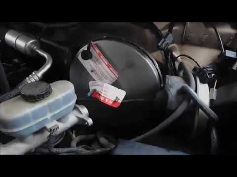 Ford F150 brake booster replacement - YouTube