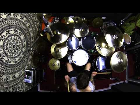 Craig Reynolds Drums - Jazz Fusion Metal - Torque of the Devil