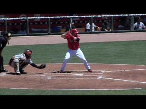 Johnny Gomes Slow Motion Swing