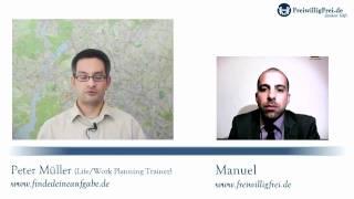 Life/Work Planning - Interview mit Peter Müller