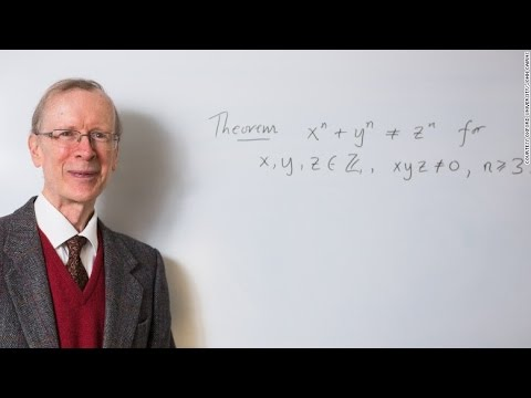 Professor wins $700k for solving 300-year-old math equation