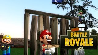 SM64 Bloopers MarioNite A Fortnite Video