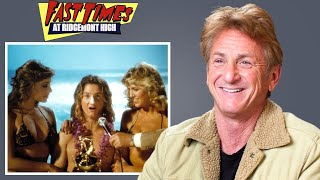 Sean Penn Breaks Down His Most Iconic Characters | GQ