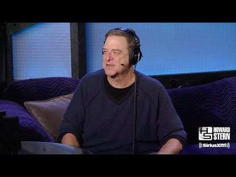 John Goodman Is a Big Fan of Bill Murray On and Off the Set (2016)