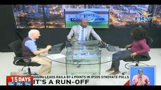 Ipsos & Infotrak polls disagree on Raila or Uhuru leading