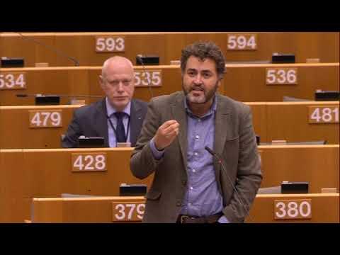 Intervención en el pleno sobre la situación de la empresa Vesuvius