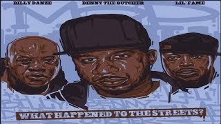 Benny The Butcher x M.O.P - What Happened To The Streets (Prod  By Planit Hank) New 2019