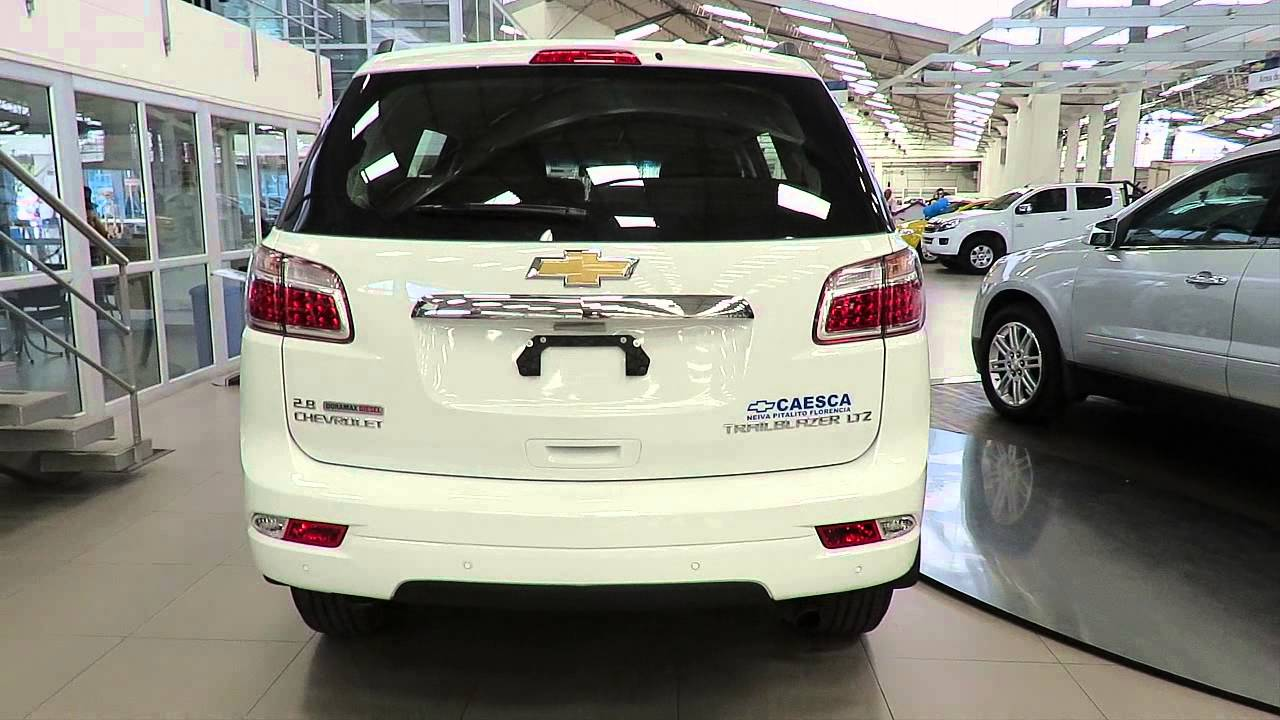 Chevrolet TrailBlazer 2016 - YouTube