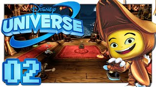 Disney Universe - Get Your Head In The Game! - Part 2