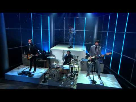 Vintage Trouble - Pelvis Pusher - The Late Late Show with Craig Ferguson