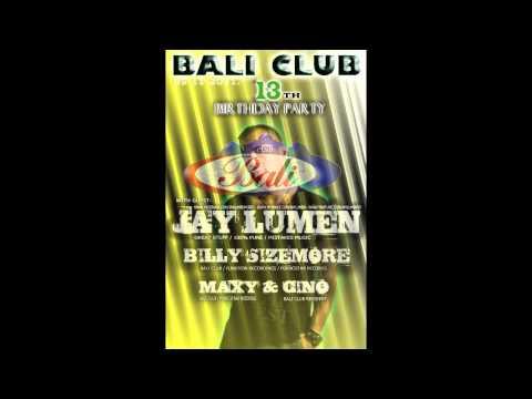 Bali Club pres.:05.11.2011. - 13th Birthday Party with JAY LUMEN