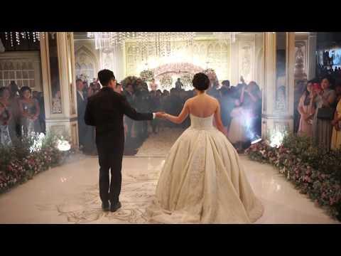 Take My Hand Wedding Dance | Felix & Fillie | IG: @dancefirstindonesia