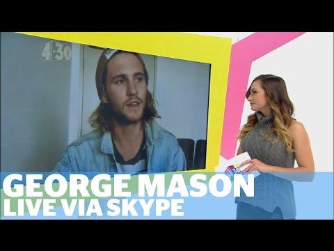 George Mason (Home & Away) - Live via Skype