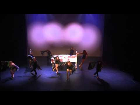 Theater voorstelling; Make it through the rain