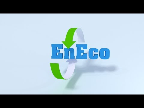 EnEco Systems Gasification Zero Waste Technology