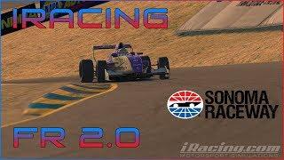iRacing // Formula Renault 2.0 Hotlap // Sonoma (long) 1:25.051