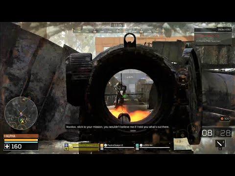 Sniper Fireteam vs a Long range Viking predator ! Predator: Hunting Grounds  #685  