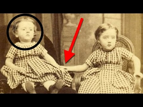 Top 10 Creepy Victorian Post Mortem Photos You Won