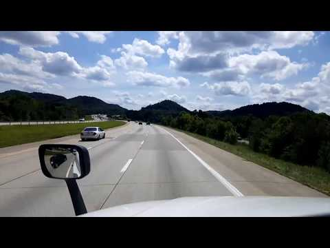 BigRigTravels LIVE! Shepherdsville to near Franklin, Kentucky Interstate 65 South- August 13, 2017