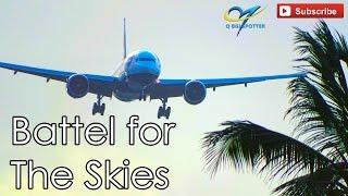 Plane Spotting **Battle of the Skies** @ Grantley Adams Int Airport