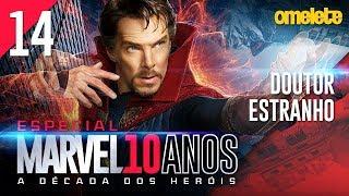 A MARVEL MÍSTICA: DOUTOR ESTRANHO | Marvel 10 Anos #14