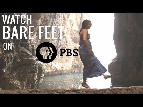 Bare Feet with Mickela Mallozzi Season One on PBS!