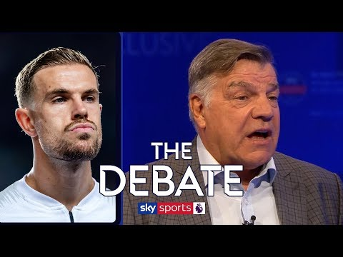 Does Jordan Henderson Deserve To Be Named England's Player Of The Year For 2019? | The Debate