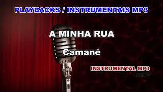 ♬ Playback / Instrumental Mp3 - A MINHA RUA - Camané