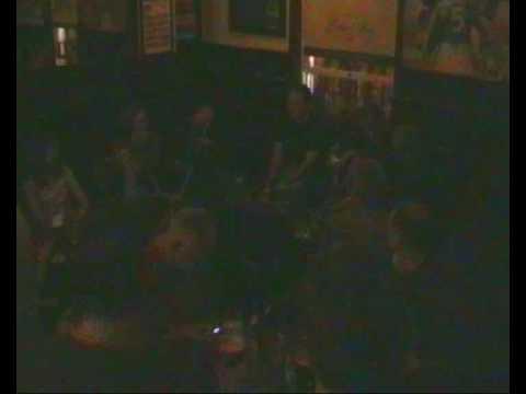 At the Palace Bar, Dublin