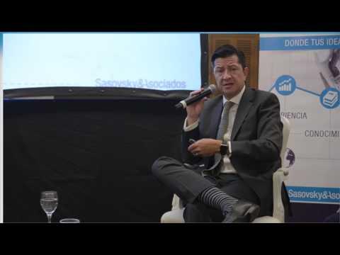 """Sasovsky & Asociados - Enrique Hernandez-Pulido """"Post Sinceramiento Fiscal"""""""