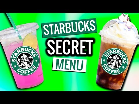 Starbucks SECRET Menu UK!