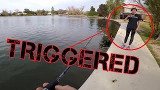 الصياد مقابل الناشط | الصيد | بحيرة ألبرت بارك | أستراليا